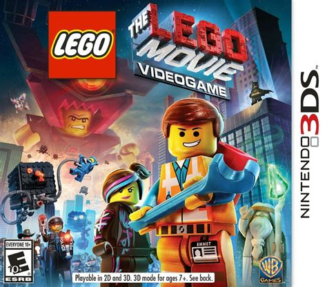 lego for the lego videogame 3ds vita review ign