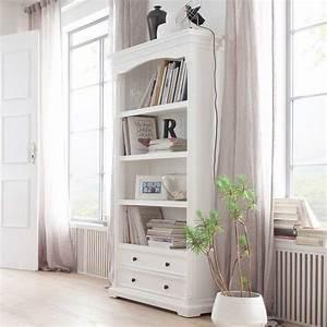 Regal Weiß 100 Cm Breit : b cherregale und andere regale von life meubles online kaufen bei m bel garten ~ Markanthonyermac.com Haus und Dekorationen