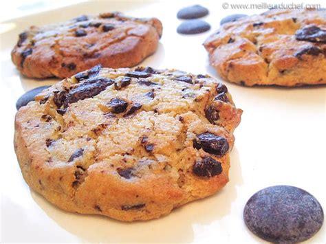 recette de cuisine cookies cookies au chocolat recette de cuisine illustrée
