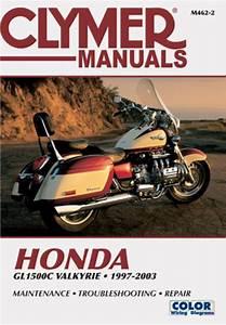 Honda Gl1500c Valkyrie Motorcycle  1997