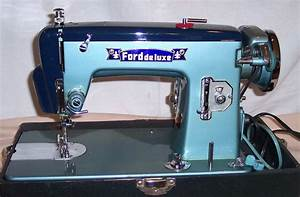 Ford Deluxe Sewing Machine