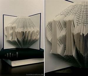 Aus Büchern Falten : buch origami paper craft papier diy pinterest origami origami love and diy origami ~ Bigdaddyawards.com Haus und Dekorationen
