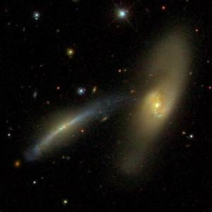 Peculiar Galaxies ARP (page 2) - Pics about space