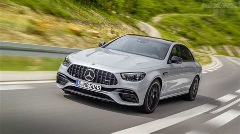 Ride quality is said to improve as well thanks to tweaks to the e63's suspension. Mercedes-AMG E63 Sedan and Wagon get styling & tech updates - Autodevot