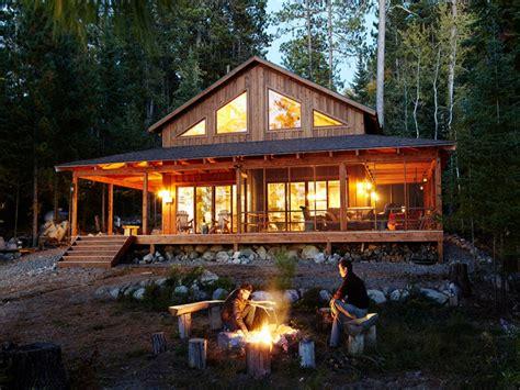 cabin plans with porch wrap around porch cabin design ideas 1 house plans