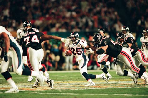 Super Bowl Xxxiii Broncos John Elway Claims Second Title