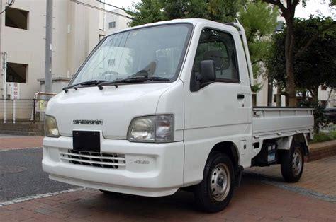 subaru sambar truck 2002 subaru sambar 4wd mini truck right drive