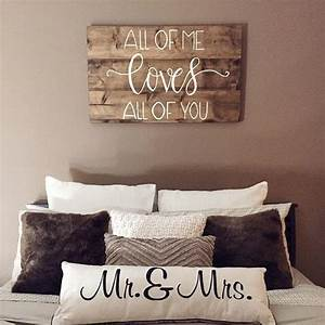 Best 25+ Bedroom signs ideas on Pinterest Farmhouse