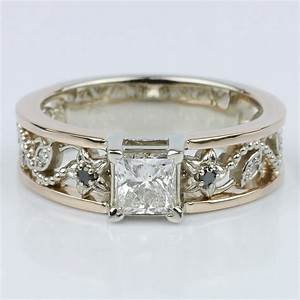 Vintage bridal ring sets for your bridal party for Vintage wedding rings sets