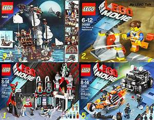 The LEGO Movie sets and their price 3 years after the ...