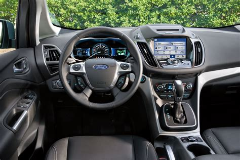 ford c max interieur 2017 ford c max overview the news wheel