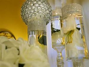 Wedding Bling Centerpieces Your House a Home