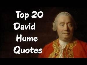 Top 20 David Hu... Hume Quotes