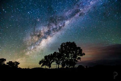 Wallpaper Night Lake Sky Photography Milky Way
