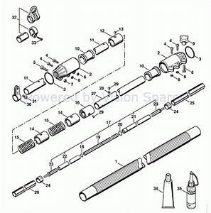 Stihl Ht101 Pole Saw Parts Diagram