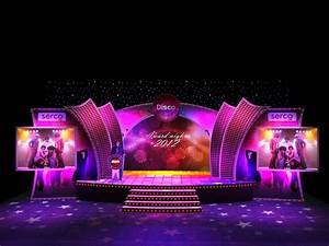 Serco event stage | Event | Pinterest | Stage design ...