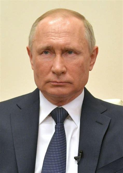History of the russian president. Vladimir Putin - Wikipedia