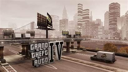 Gta Iv Theft Grand Wallpapers Apk Road