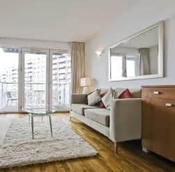 inspiring ways  add  mirror   living room