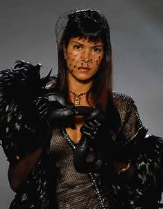 Patricia Velasquez plays Anck-Su-Namun. The Mummy returns ...