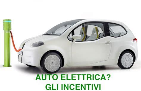 age si e auto auto elettrica in arrivo gli incentivi idee green
