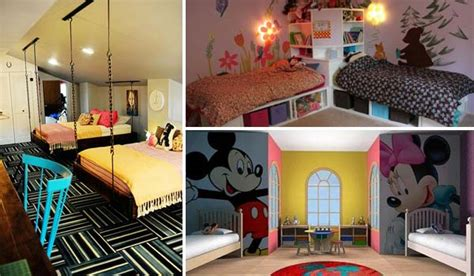 Decorating Ideas For Bedroom Shared By Boy And by 21 Brilliant Ideas For Boy And Shared Bedroom