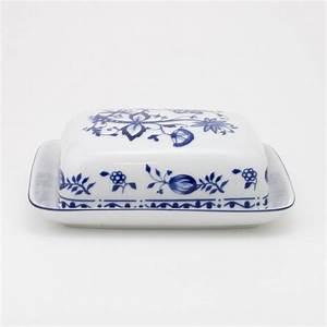 Butterdose Keramik Weiß : kahla butterdose eckig zwiebelmuster kaufen otto ~ Watch28wear.com Haus und Dekorationen