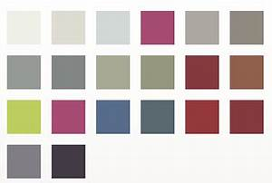3 peintures pour tout repeindre dans la maison i deco cool With nuancier couleur peinture pour cuisine