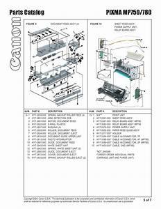 Download Canon Pixma Mp750  Mp780 Service  U0026 Repair Manual