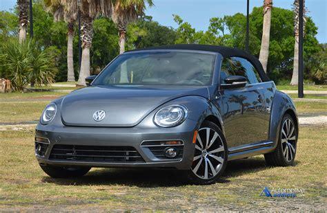 2015 Volkswagen Beetle Convertible R-line Quick Spin