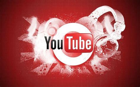 YouTube Logo fondo de pantalla fondos de pantalla gratis