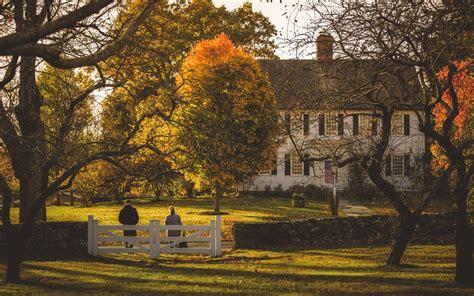 england hotels  autumn foliage  leaf