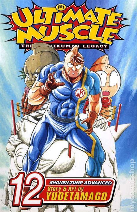 ultimate muscle  kinnikuman legacy gn   digest