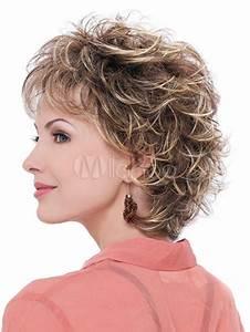 Carré Court Frisé : coiffure fris e courte ~ Melissatoandfro.com Idées de Décoration