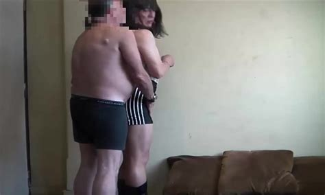 Mature Cd And His Lover