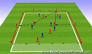 Football  Soccer  U14 Session 13   Drill  U0026 Ssg