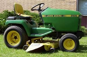 John Deere 265 Repower