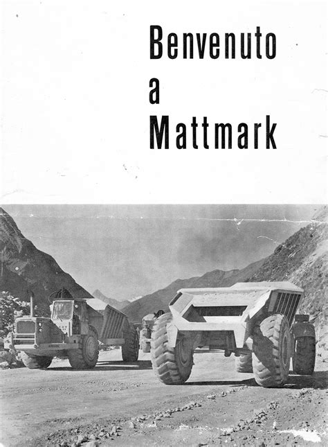 Comune Di Erice Ufficio Tecnico by Mattmark Il Cantiere E La Valanga Corriere It