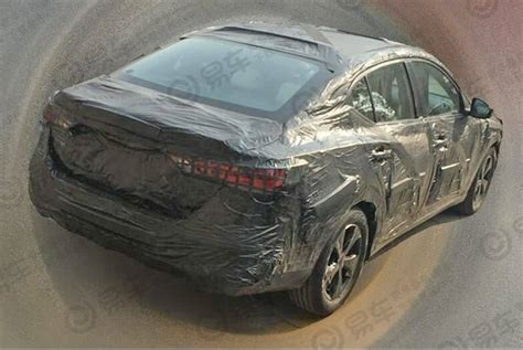 Nissan Sylphy 2020 by 2020 Nissan Sentra Sylphy