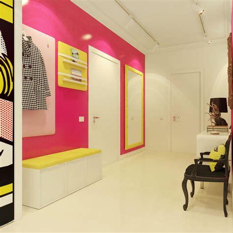 pop hallway interior design ideas