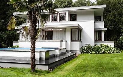 Villa Henny Icon Huis Netherlands Geometric Houses