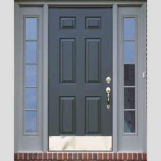 Premium Steel Entry Doors  Millcroft Windows And Doors
