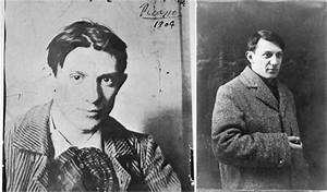 The early years of Picasso - he had to burn his own ...