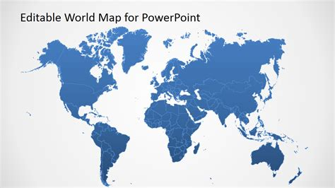 powerpoint map templates editable worldmap for powerpoint slidemodel