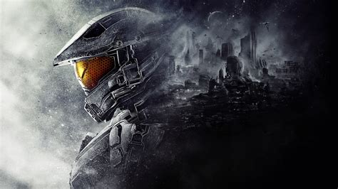 master chief halo  guardians wallpapers hd wallpapers id