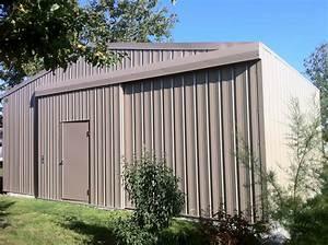 construction maison metallique particulier 14 bertin With construction maison metallique particulier