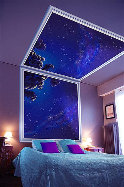 etoile chambre plafond le déco 39 zeuses d 39 un plafond décoré quelle