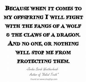 Protecting my kids... Jordan Sarah Weatherhead   Random ...