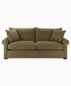 dial fabric microfiber sofa furniture macy39s With macys sectional sofa microfiber