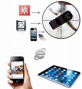 Camera Wifi Iphone : 25 best ideas about wireless spy camera on pinterest ~ Voncanada.com Idées de Décoration